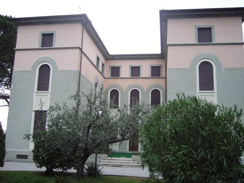 Ristrutturazione Villa Bianchi