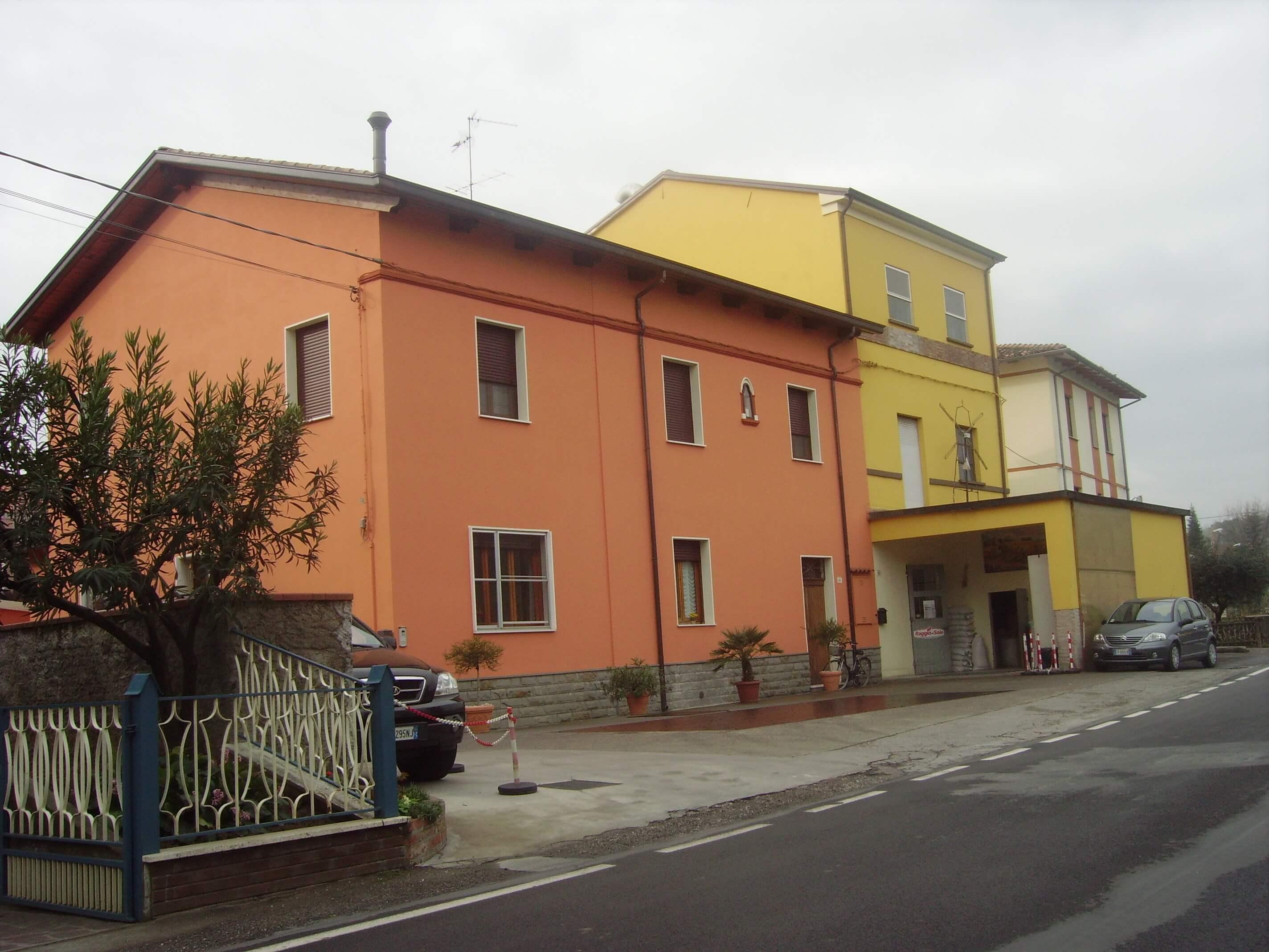 Ristrutturazione casa Cesena